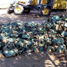 copper ore ( oxide mineral )
