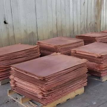 南美国家60000吨铜矿加工项目