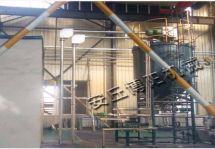 鈦白粉管鏈式輸送機價格、管鏈式輸送設備