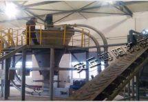 鈦白粉管鏈式輸送機專業廠家找博陽,無塵輸送更環保