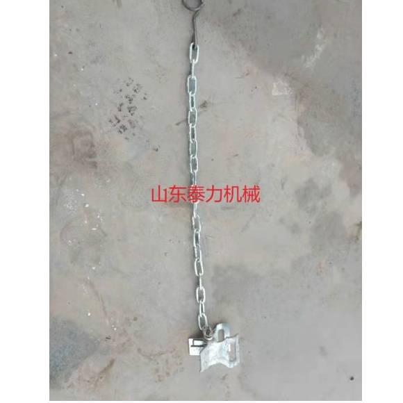 山东泰力0.8米矿用支柱防倒链