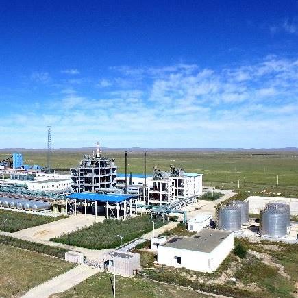 锡林郭勒盟莹安矿业有限责任公司无水氟化氢项目