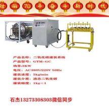 二氧化碳致裂開采器發熱管